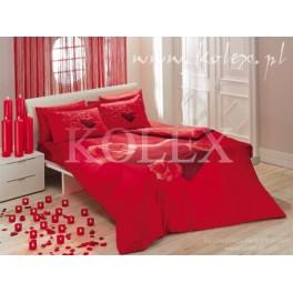 KPL.2. 4245 18707646 TSS DELUKS ROSE LOVE V1 ZIELONY 200X220