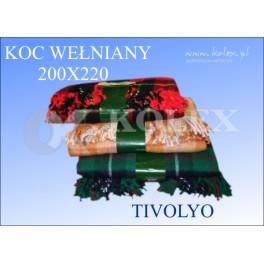 KOC. 18050022 200x220 TIVOLYO brązowy