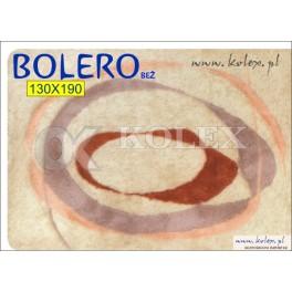 DYWAN 130X190 BOLERO BEŻ 2877100117017